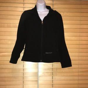 Marmot Women's Windstopper Black Jacket